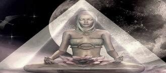 Ментальная пирамида для омоложения организма